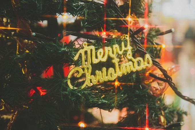 クリスマスパーティー開催♪