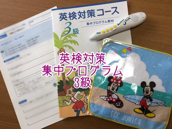 英検®対策集中プログラム開講中