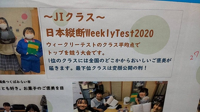 ht250271 日本縦断Weekly Challenge JIの部優勝!