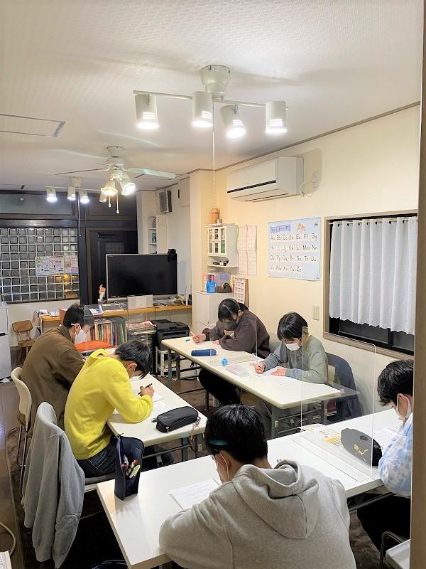 ECCジュニア全国児童・中学生英語検定試験一次試験終了
