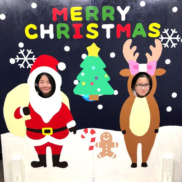 クリスマスパネル パート2