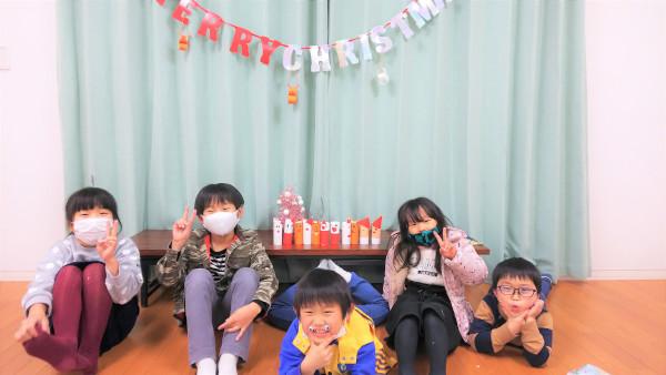 グリーンテラス郡教室 クリスマスパーティー