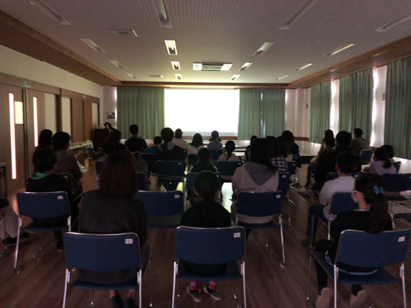 ECCジュニア小泉教室学習発表会