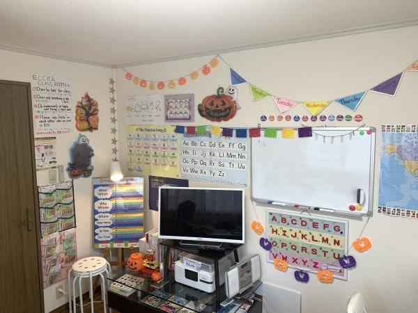 教室の雰囲気が分かる写真
